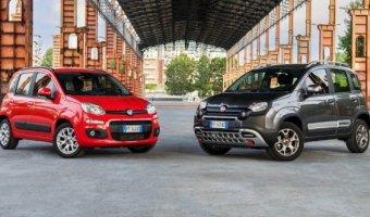 Fiat Panda стал лидером в сегменте ситикаров в октябре на рынке Европы