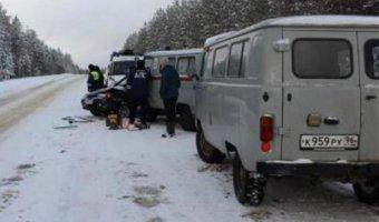 В ДТП со «скорой» в Свердловской области погибла женщина