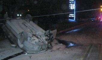 В Новочеркасске пьяный водитель устроил массовое ДТП и убил пешехода