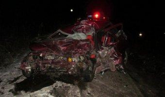 В ДТП в Меленковском районе погибла молодая женщина-водитель