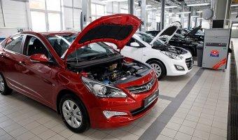 Везет по-крупному: выгода 30% на сервис Hyundai от компании «АВТОРУСЬ»
