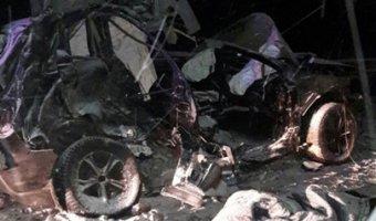 В Башкирии в ДТП с фурой погиб человек