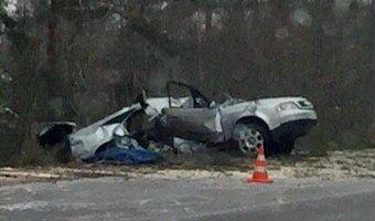 В ДТП в Каменке погибли двое военных