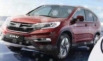 Главная покупка года: Honda CR-V в дилерских центрах «АВТОРУСЬ»