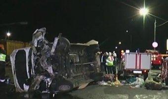 В ДТП с маршруткой на трассе «Дон» погибли шесть человек