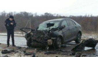 В ДТП в Альметьевском районе пострадали двое детей