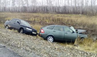 В ДТП в Старошайговском районе погибла женщина