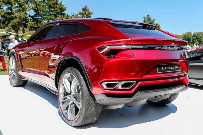 Lamborghini Urus (5)