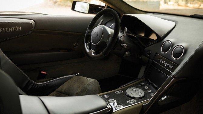 Эксклюзивный суперкар Lamborghini Reventon выставят на торги (2)