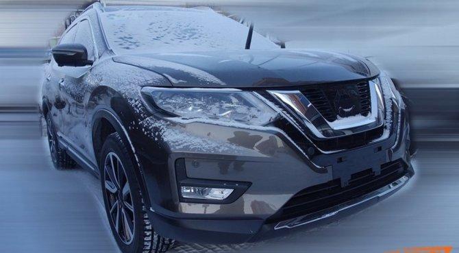 В Сети появились снимки нового Nissan X-Trail (3)