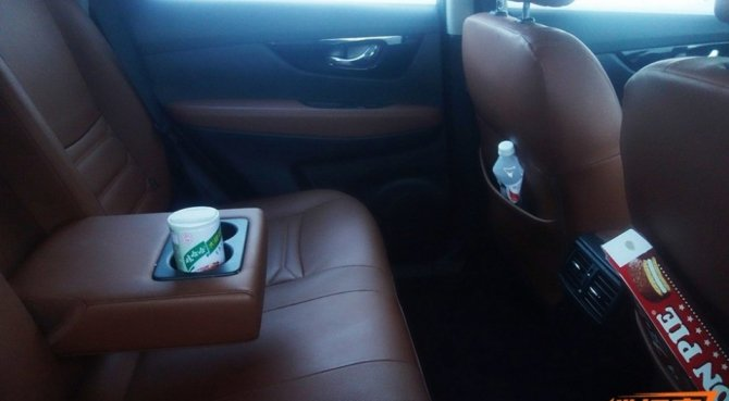 В Сети появились снимки нового Nissan X-Trail (1)