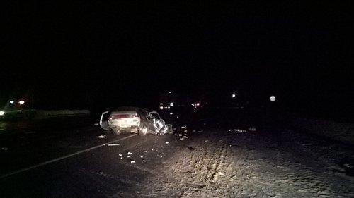 Под Вологдой в ДТП погибли молодой водитель и пассажирка (4)