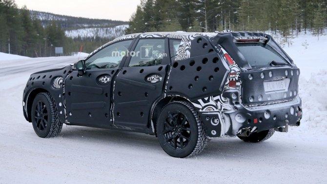 В Сети появились фото нового Volvo XC60 (9)