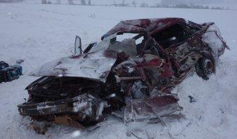 Три человека погибли в ДТП с «Газелью» в Удмуртии