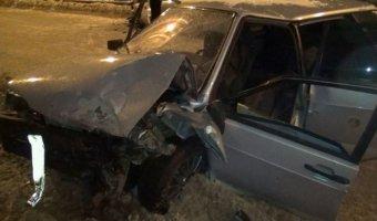 В ДТП на мосту в Вологде погиб молодой водитель ВАЗа
