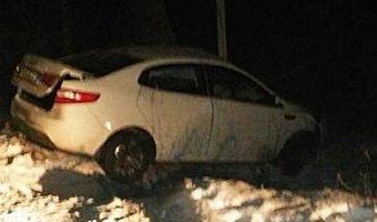 В Пензенской области в ДТП погиб молодой водитель KIA
