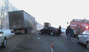 В Курганской области водитель без прав устроил ДТП с погибшими