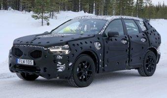 В Сети появились фото нового Volvo XC60