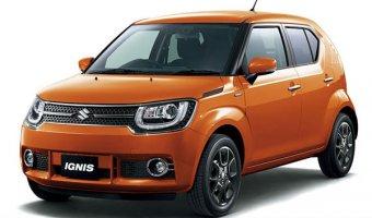 Suzuki представили новый Ignis