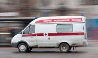 В Крыму автомобиль сбил четырех детей