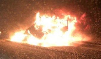 В ночном ДТП на Московском шоссе погиб водитель легковушки