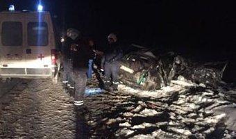 В ДТП в Северной Осетии погибли пять человек