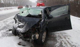 В ДТП на трассе «Воронеж-Россошь» погибли две женщины