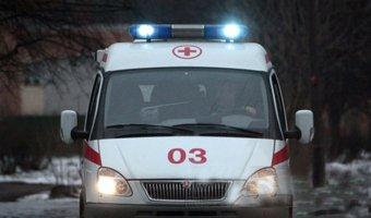 В Тольятти микроавтобус бил женщину с ребенком на переходе