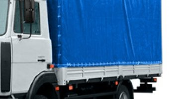Автомобильные грузоперевозки – тент, промтоварный и хлебный фургоны