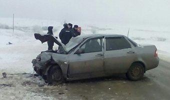 В ДТП в Мордовии погибла семейная пара