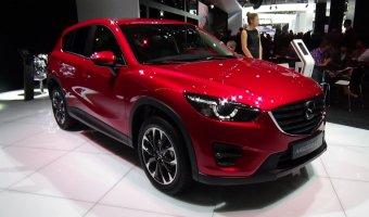 Mazda представила новое поколение кроссовера CX-5
