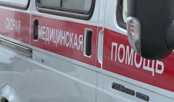 В Калуге иномарки сбили двух человек на переходе