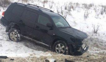 В ДТП под Сызранью погибли два человека