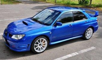 Новый Subaru Impreza стал «автомобилем года» в Японии