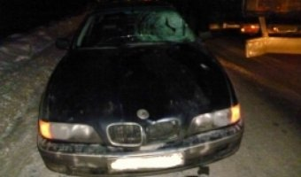 BMW насмерть сбил двух женщин под Нижним Новгородом