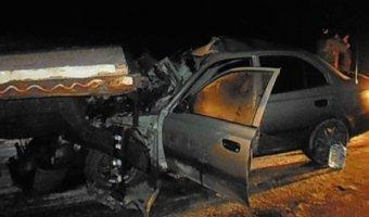 В ДТП в Нижнеломовском районе погиб молодой водитель