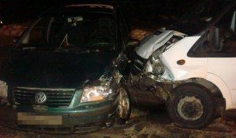 В ДТП в Тверской области пострадали четыре женщины