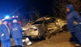 В ДТП в Чите погибли три человека