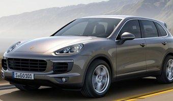 Porsche Cayenne стал самой популярной моделью марки в России