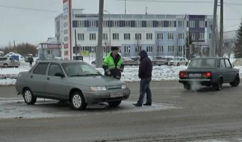В Рыбинске автомобиль сбил женщину на переходе
