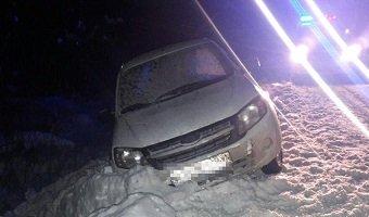 В Белорецком районе в ДТП погиб человек