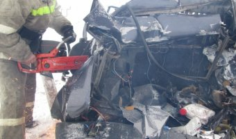 В ДТП в Воронежской области погибли три человека