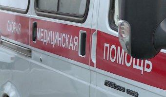 В ДТП на Новоприозерском шоссе погибла пожилая пара