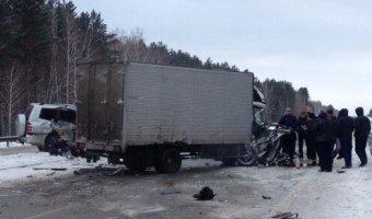 В ДТП под Ангарском пострадали четверо взрослых и девочка
