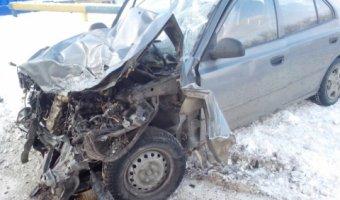 В Жигулевске пьяная женщина-водитель устроила ДТП с пострадавшими детьми