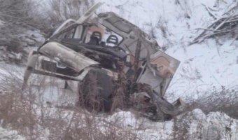 В ДТП в Николаевском районе погибли оба водителя