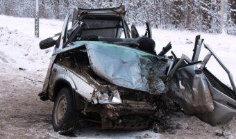 Под Чебоксарами пьяный водитель устроил смертельное ДТП