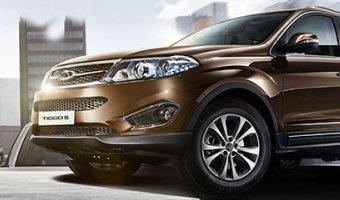 Chery сокращает модельный ряд своих продаваемых в России автомобилей