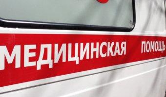 В ДТП с трактором под Саратовом пострадали пять человек