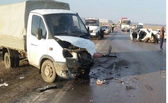 В ДТП в Аксайском районе погибли двое (1)